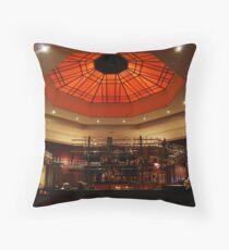 Octagon Bar Throw Pillow