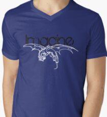 imagine dragons Men's V-Neck T-Shirt