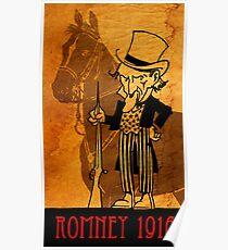 ROMNEY 1916 Poster