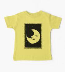 Inky Moon Baby Tee
