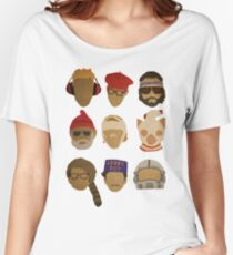 Wes Anderson's Hats Women's Relaxed Fit T-Shirt
