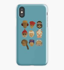 Wes Anderson's Hats iPhone Case