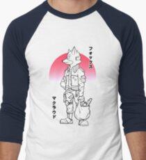Shopping Day - Fox Men's Baseball ¾ T-Shirt