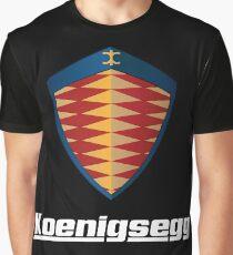 Koenigsegg logo Graphic T-Shirt