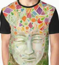 Mandala- meditation Graphic T-Shirt