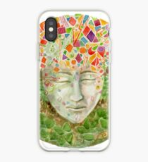 Mandala- meditation iPhone Case