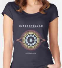 Interstellar - 'I'm Going Home' Women's Fitted Scoop T-Shirt