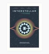 Interstellar - 'I'm Going Home' Art Print