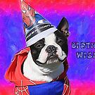 Birthday Wishes by Cazzie Cathcart