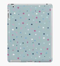 Stars pastell iPad-Hülle & Skin