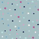 Stars pastell von LilaLotta