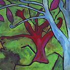 Midnight Gardens cycle13 by John Douglas