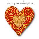 Love You Always by Cherie Roe Dirksen