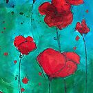 Poppies 1 by ColourCottage