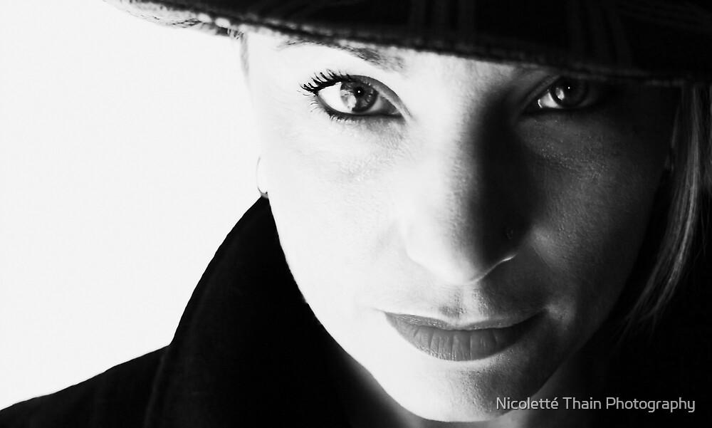 DETERMINATION by Nicoletté Thain Photography