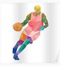 Basketball player1 Poster