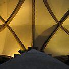Gloucester Cathedral Nave Vault by John Dalkin
