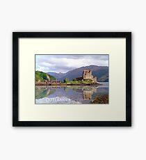 Eilean Donan Castle , Scotland Framed Print
