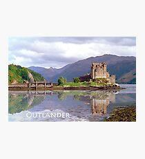 Eilean Donan Castle , Scotland Photographic Print