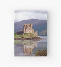 Eilean Donan Castle , Scotland Hardcover Journal
