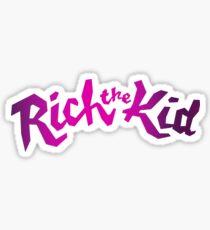 Rich The Kid Sticker