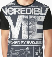INCREDIBLE ME Grafik T-Shirt