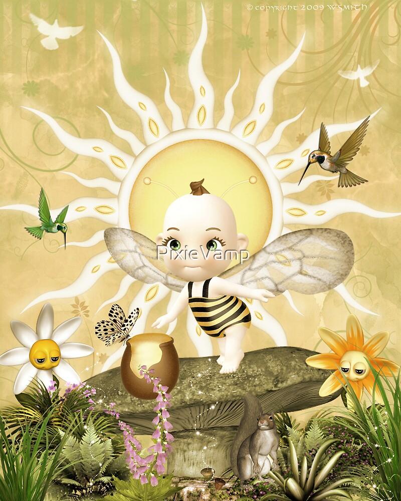 Honey Bee by PixieVamp