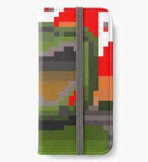 Retro Doom Guy iPhone Wallet/Case/Skin