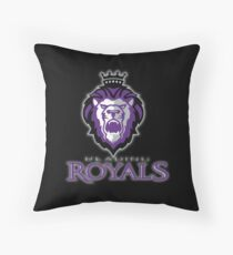 Reading Royals Throw Pillow