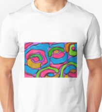 Ink Abstract Unisex T-Shirt