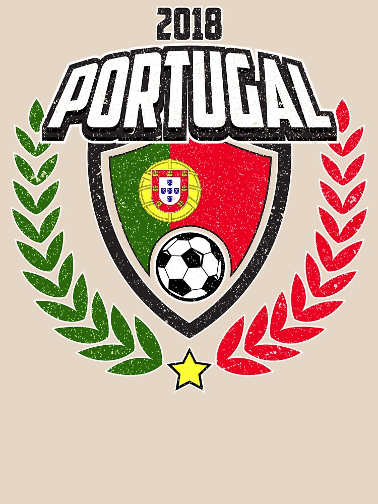 2018 Portugal Soccer Shirt Womens Relaxed Fit T Shirt By Pamix20