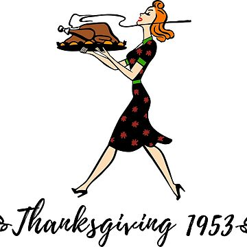 Thanksgiving 1953 by Magbees