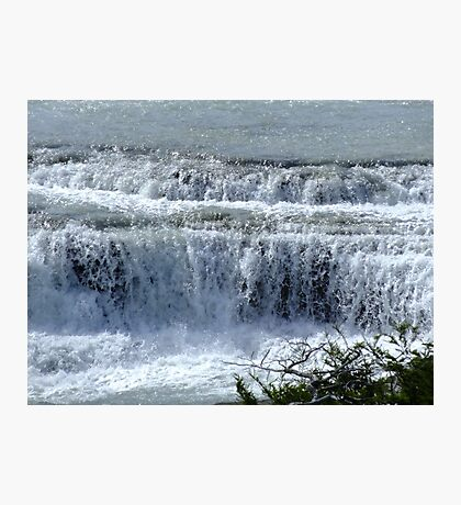 Water Falls  Photographic Print