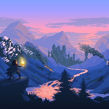 Pixel Rpg by FLance