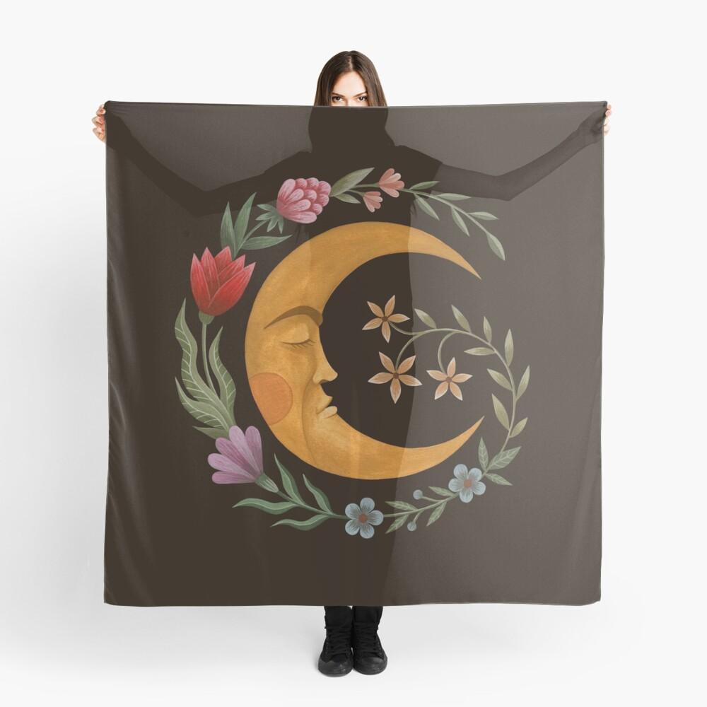 Midsummer Moon Scarf