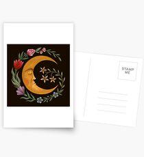 Midsummer Moon Postcards