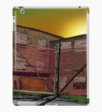 The prison iPad Case/Skin