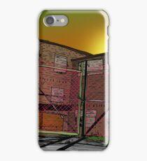 The prison iPhone Case/Skin