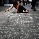 street poet by KreddibleTrout