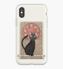 Lune Noire (Luna) iPhone Case