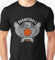 Classic Basketball - Keep It Spinning 75 Slim Fit T-Shirt