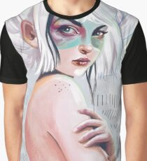 attente - illustration T-shirt graphique