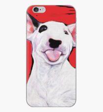 Bull Terrier Puppy iPhone Case