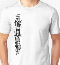 White Faith Unisex T-Shirt