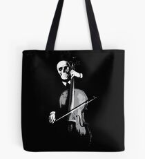 cello of death Tote Bag