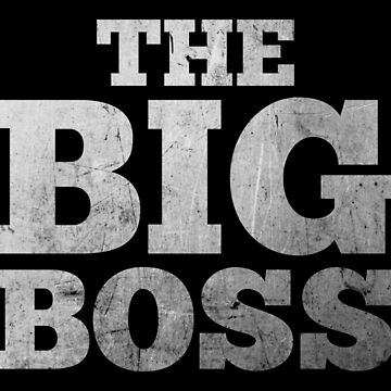 The Big Boss by RixzStuff