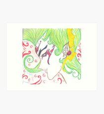 YU-GI-OH Art Print