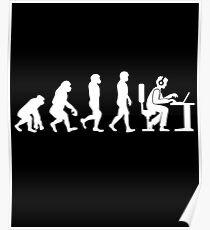 Esports evolution Poster