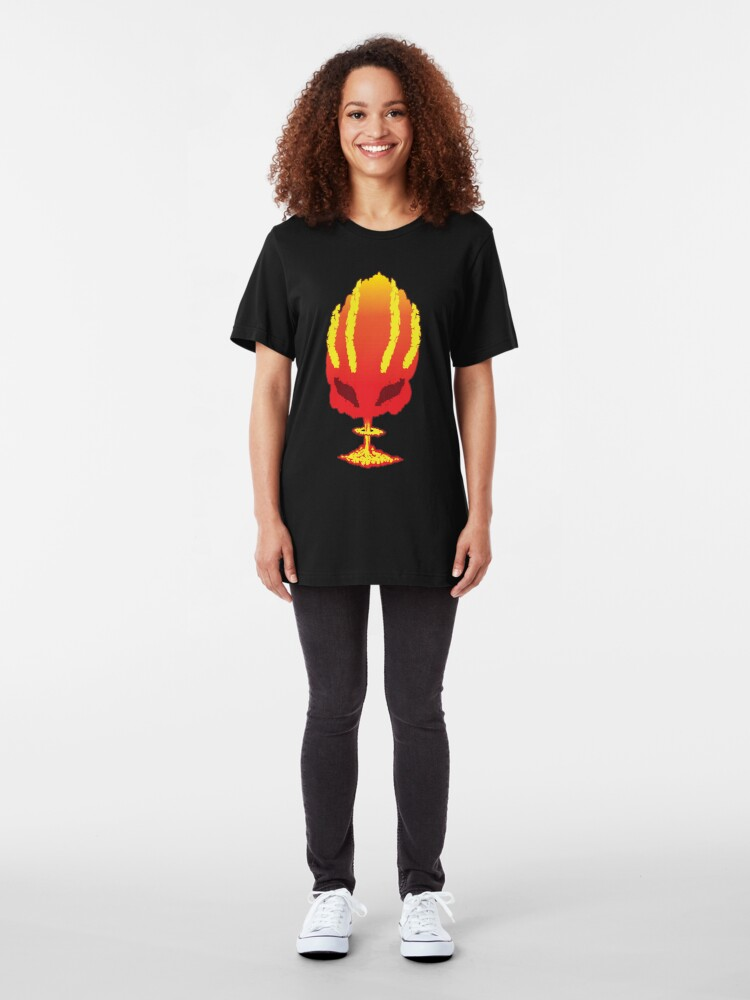 Alternate view of Alien Nuke Slim Fit T-Shirt