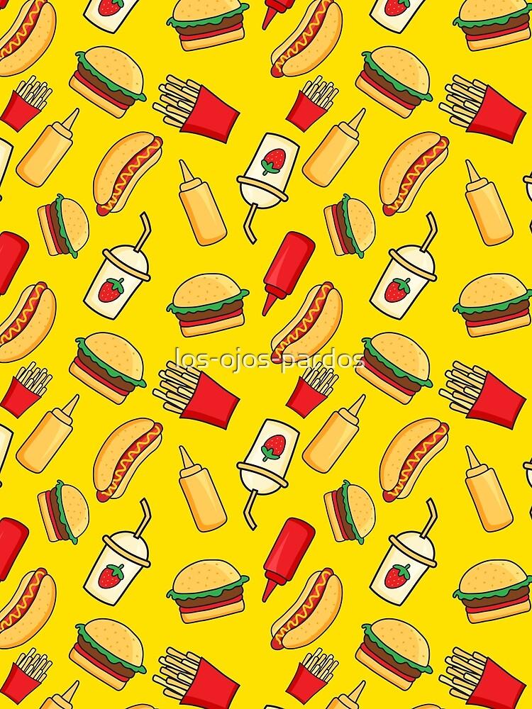 Fast food by los-ojos-pardos
